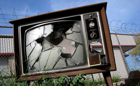Новости / Новосибирск / Мужчина избил жену телевизором после